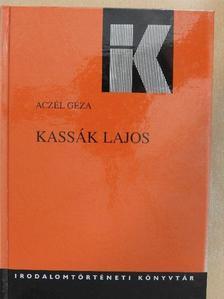 Aczél Géza - Kassák Lajos [antikvár]