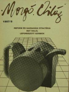 Aknai Tamás - Mozgó Világ 1987. május [antikvár]