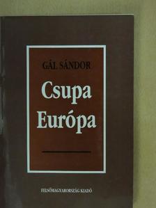 Gál Sándor - Csupa Európa [antikvár]