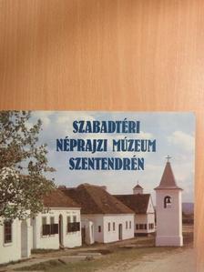 Balázs György - Szabadtéri néprajzi múzeum Szentendrén [antikvár]