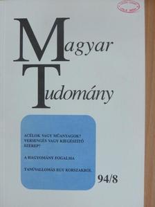 Andorka Rudolf - Magyar Tudomány 1994. augusztus [antikvár]