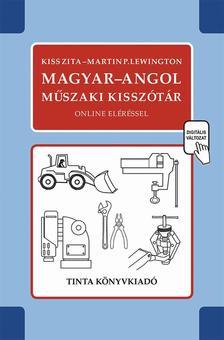 Kiss Zita, Martin P. Lewington - Magyar-angol műszaki kisszótár