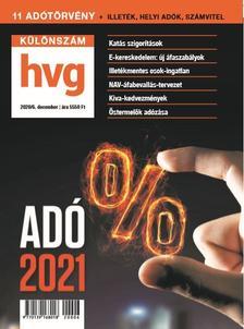 ADÓ 2021 - HVG KÜLÖNSZÁM