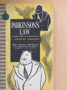 C. Northcote Parkinson - Parkinson's Law [antikvár]