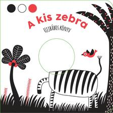 A kis zebra Ujjbábos könyv