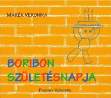 MARÉK VERONIKA - Boribon születésnapja