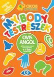 Ovis Angol - Játékos angol nyelvû foglalkoztató 4-7 éves gyerekeknek - My body-testrészek