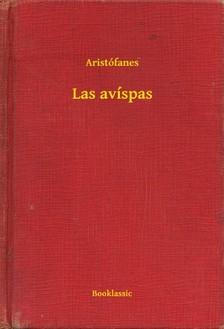 Aristófanes - Las avíspas [eKönyv: epub, mobi]