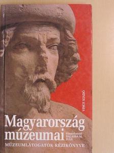 Zentai Tünde - Magyarország múzeumai [antikvár]