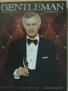 Lukács Sándor - Gentleman Magazine 2010. tél [antikvár]