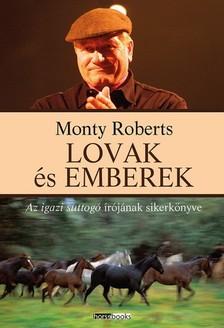 Monty Roberts - Lovak és emberek [eKönyv: epub, mobi]