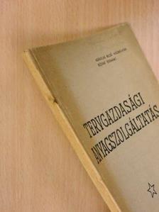 Boóc Imre - Tervgazdasági anyagszolgáltatás 1953. julius-augusztus [antikvár]