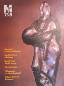 Aknai Tamás - Művészet 1975. szeptember [antikvár]