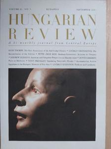 Bod Péter Ákos - Hungarian Review September 2011 [antikvár]