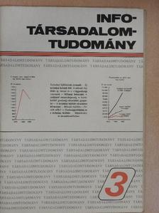 Andics Jenő - Info-Társadalomtudomány 1987. december [antikvár]