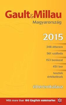 Molnár B. Tamás (szerk.), Dr. Roznik Ferenc - Gault & Millau Magyarország 2015