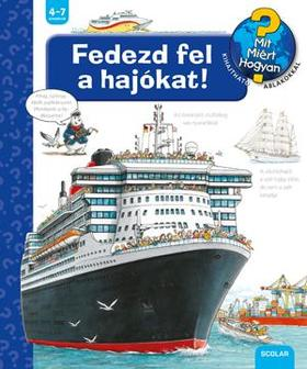 Susanne Gernhäuser - Fedezd fel a hajókat!