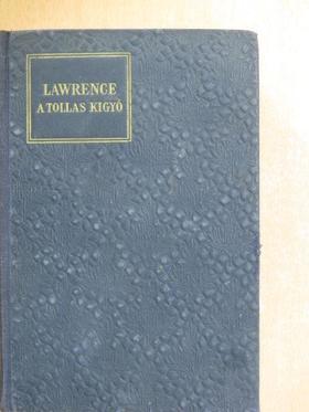 D. H. Lawrence - A tollas kígyó I-II. [antikvár]