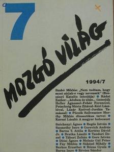 Barna Imre - Mozgó Világ 1994. július [antikvár]