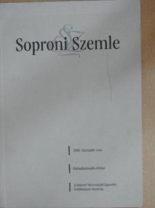 Andrássy Péter - Soproni Szemle 2009/3 [antikvár]