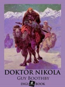 Boothby, Guy - Doktor Nikola [eKönyv: epub, mobi]