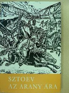 Gencso Sztoev - Az arany ára [antikvár]