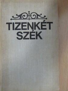 Ilja Ilf - Tizenkét szék [antikvár]