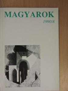 Balla D. Károly - Magyarok 1990/8. [antikvár]