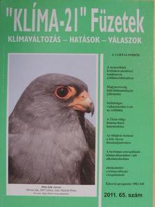 """Csete Mária - """"Klíma-21"""" Füzetek 2011/65. [antikvár]"""