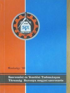 Dr. Bognár Zoltán - Munkaügy '88 [antikvár]