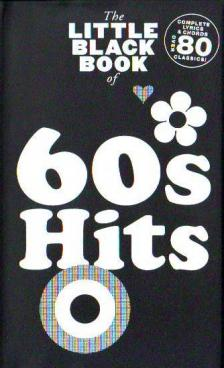 LITTLE BLACK SONGBOOK - LBB 60s HITS COMPLETE LYRICS & CHORDS OVER 80 CLASSICS
