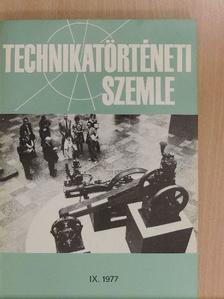 Árvay L. - Technikatörténeti Szemle 1977/IX. [antikvár]