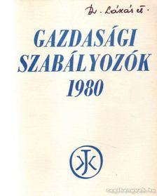 Horváth László - Gazdasági Szabályozók 1980 [antikvár]
