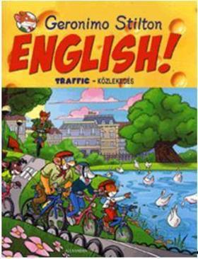 Geronimo Stilton - English! Traffic - Közlekedés