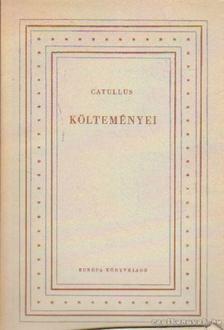 Catullus - Catullus költeményei [antikvár]