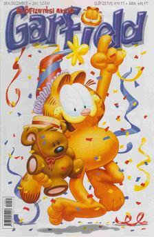 Jim Davis - Garfield 2011/december 261. szám [antikvár]