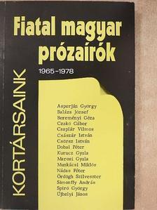 Bába Mihály - Fiatal magyar prózaírók [antikvár]
