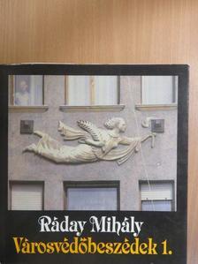 Ráday Mihály - Városvédőbeszédek 1. [antikvár]