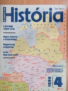 Bojtár Endre - História 1998/4. [antikvár]
