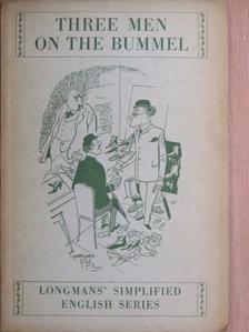 Jerome K. Jerome - Three men on the Bummel [antikvár]