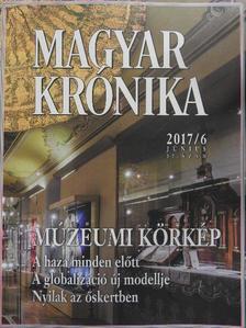 Áder János - Magyar Krónika 2017. június [antikvár]