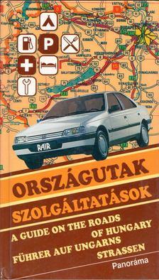 Orbán Ferenc - Országutak - szolgáltatások [antikvár]