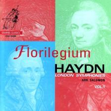 Haydn - FLORILEGIUM CD SOLOMON