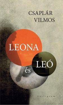 Csaplár Vilmos - Leona és Leó [antikvár]