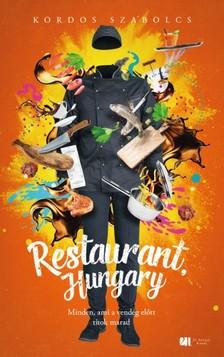 Kordos Szabolcs - Restaurant Hungary [eKönyv: epub, mobi]