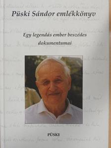 Csoóri Sándor - Püski Sándor emlékkönyv [antikvár]