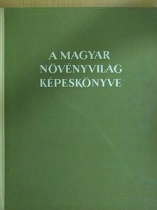 Vajda Ernő - A magyar növényvilág képeskönyve [antikvár]