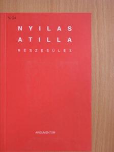 Nyilas Attila - Részesülés [antikvár]