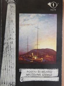 Dr. Lukász Alfonz - Posta- és Bélyegmúzeumi szemle 1971/1. [antikvár]