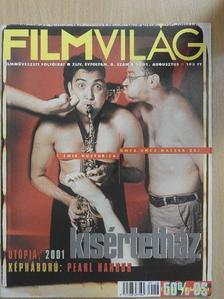 Ágfalvi Attila - Filmvilág 2001. augusztus [antikvár]